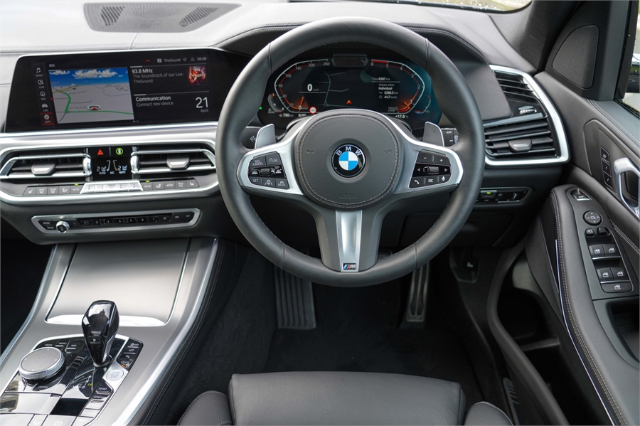 2020 BMW X5 X30d 3.0Dt/4Wd/8At
