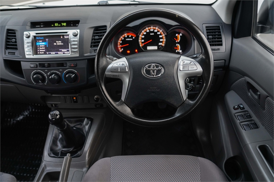 2014 Toyota Hilux 3.0DT 2WD 5M 4Dr Ute