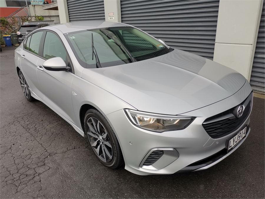 2019 Holden Commodore Rs 2.0Pt/9At