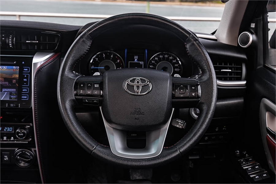 2018 Toyota Fortuner SUV Limited AWD 2.8Diesel Turbo Auto