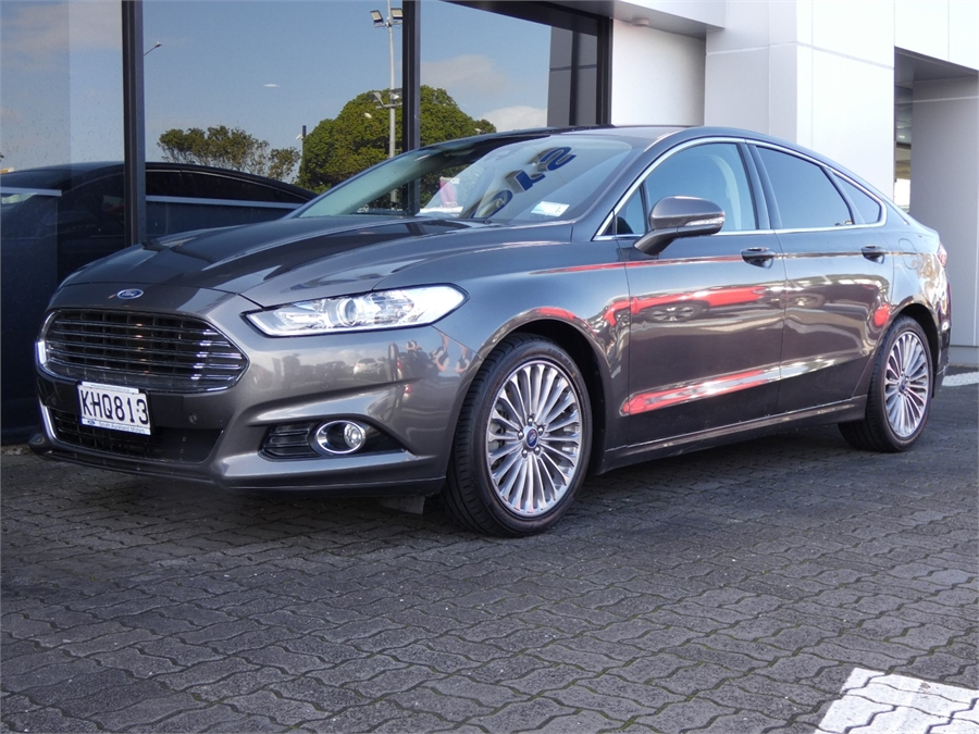 2017 Ford Mondeo Trend Hatch EcoBoost