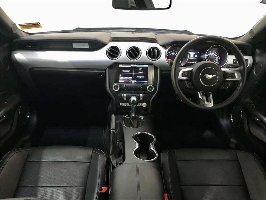2016 Ford Mustang 2.3L EcoBoost Twin-Scroll Turbo 233kW