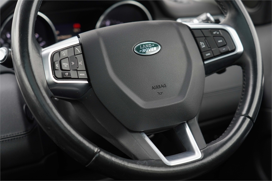 2015 Land Rover Discovery Sport TD4 HSE 2.2D 7 SEATS 4WD 9A 5Dr Wagon