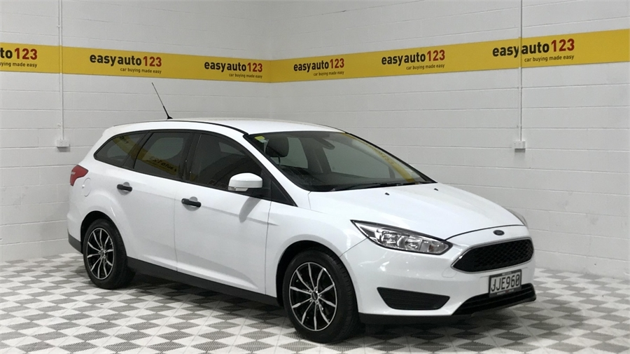 2016 Ford Focus Ambiente Wagon 1.6P