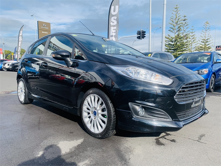 2015 Ford Fiesta 1.0 Ecoboost A/t