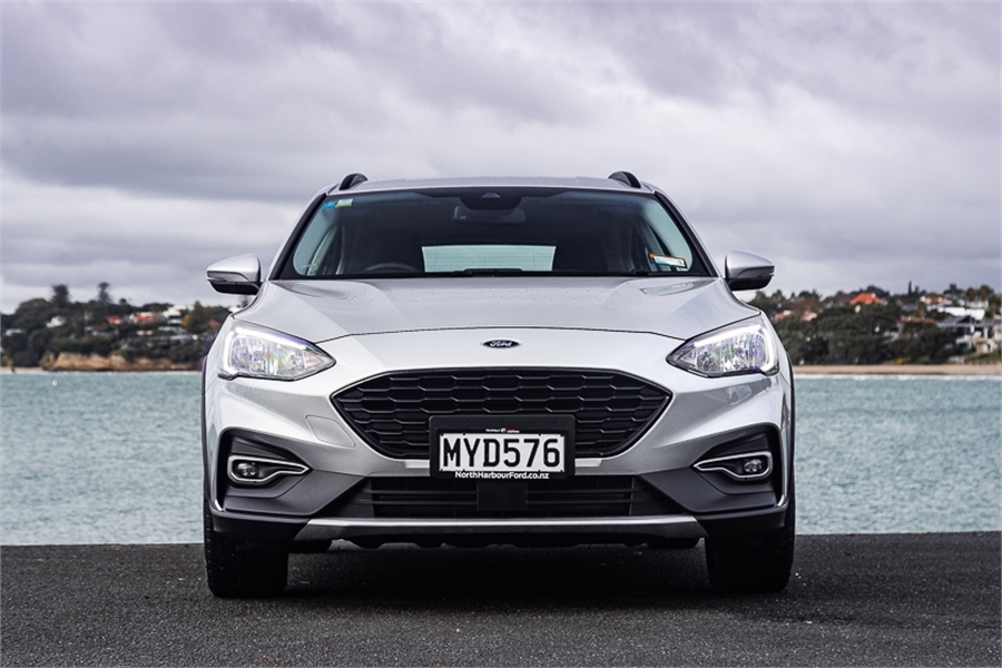 2020 Ford Focus Hatch Active 1.5 Petrol 8 Speed Auto
