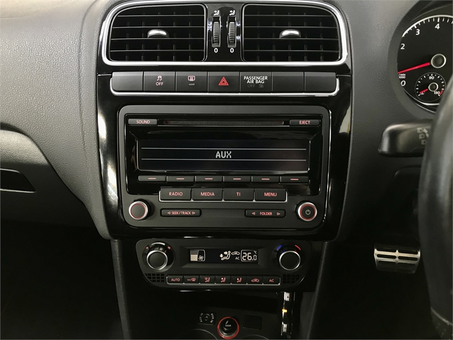 2012 Volkswagen Polo GTI 132TSI Twin-Charged 1.4L