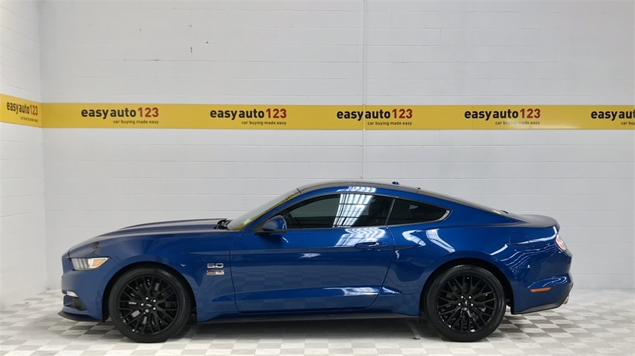 2017 Ford Mustang 5.0L FASTBACK CTB 2+ 409kW