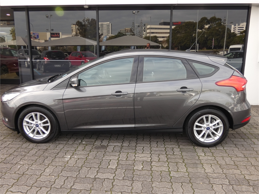 2018 Ford Focus Trend Ecoboost