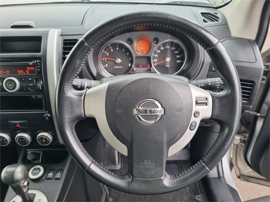 2010 Nissan X-Trail 4WD Leather