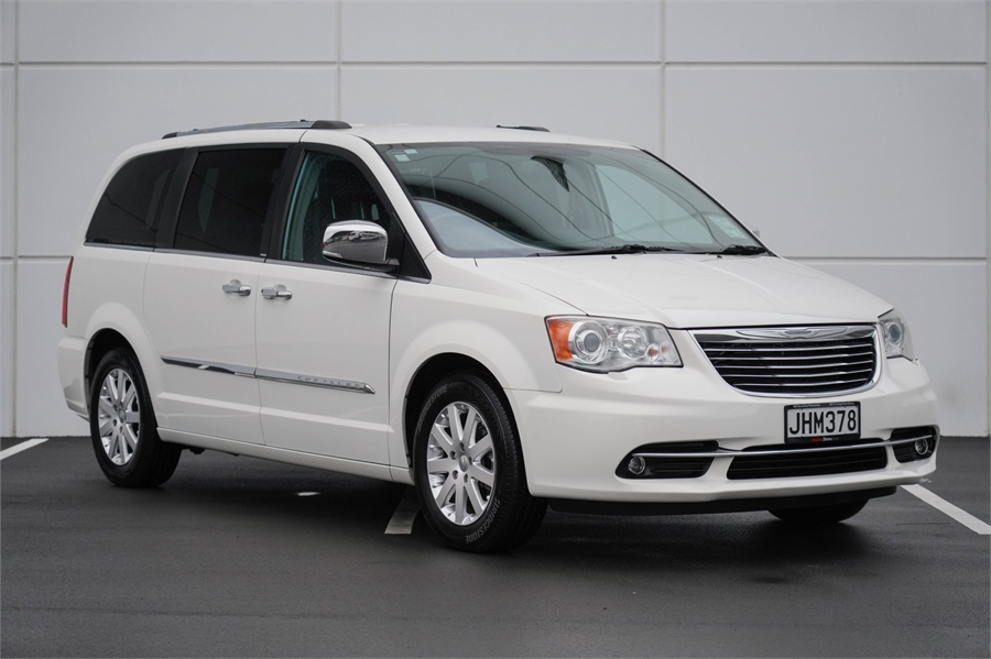 2015 Chrysler Grand Voyager Limited 2.8D 6A 5Dr Wagon