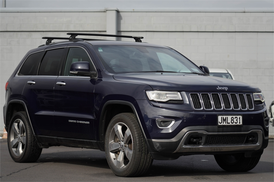 2015 Jeep Grand Cherokee Limited 3.6P 4WD 8A 5Dr Wagon