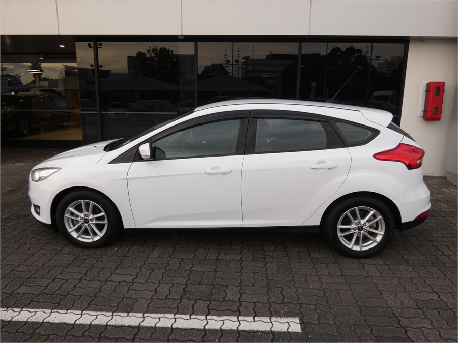 2017 Ford Focus Trend EcoBoost