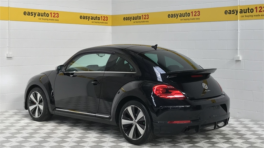 2014 Volkswagen Beetle 2.0L Turbo TSI Special Edition