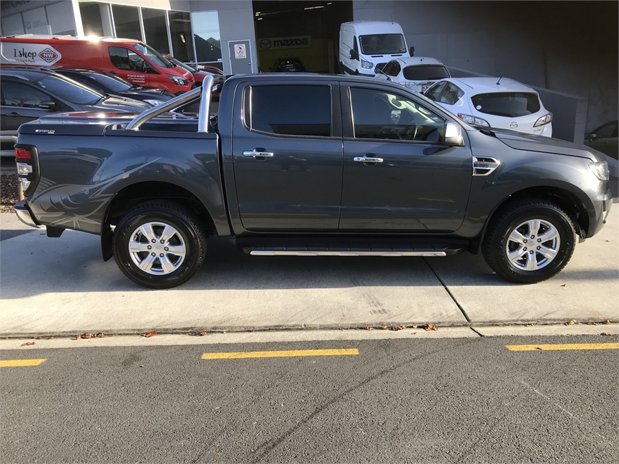 2015 Ford Ranger Xlt Double Cab W/S A