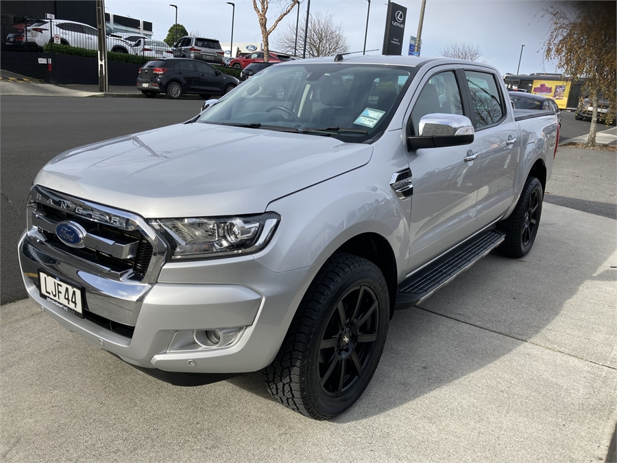 2018 Ford Ranger Xlt Double Cab W/S A