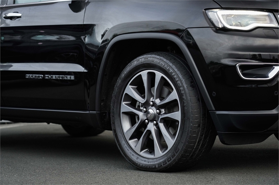 2018 Jeep Grand Cherokee Limited 3.0D/4Wd/8At