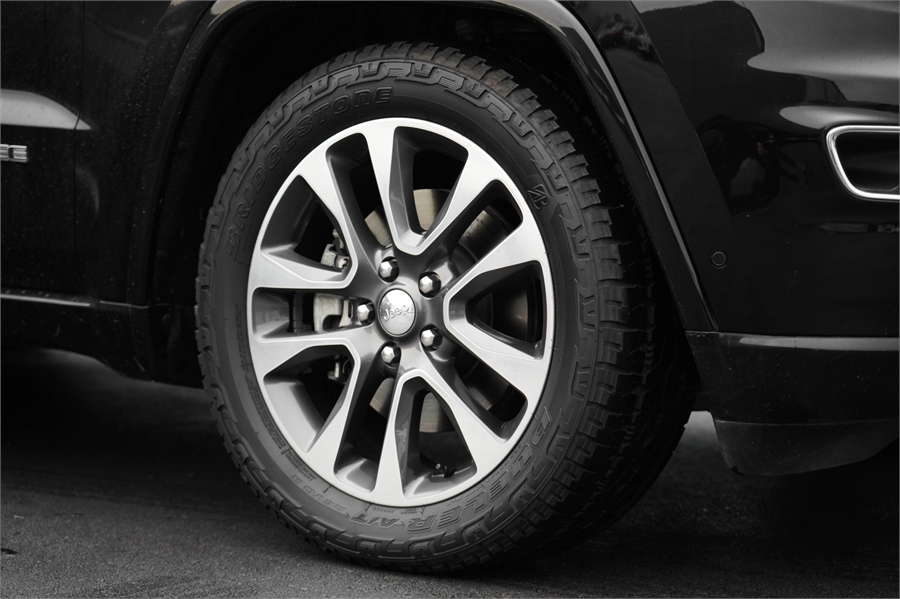 2018 Jeep Grand Cherokee Overland 3.0D/4Wd