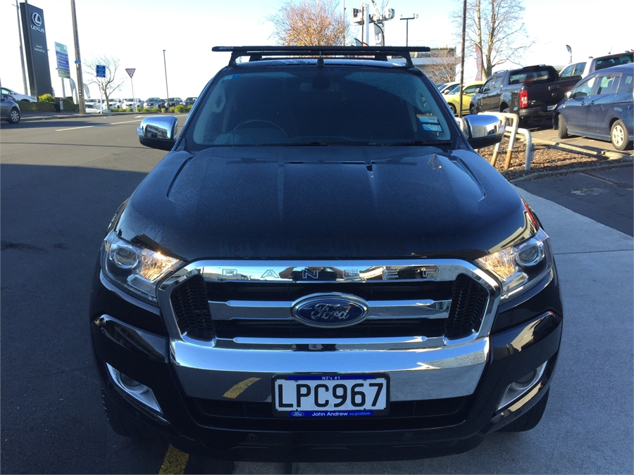 2018 Ford Ranger Xlt Double Cab Auto 2WD
