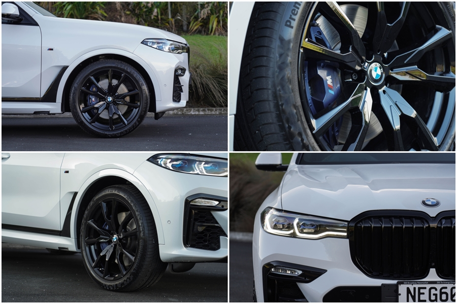 2020 BMW X7 X30d 3.0Dt/4Wd/8At *NZ NEW*