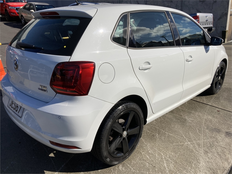 2015 Volkswagen Polo Tsi 66Kw Hl 1.2P/7At