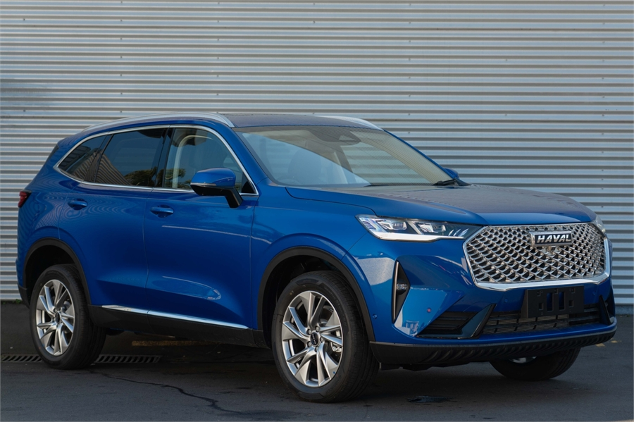 2021 Haval H6 Ultra 2.0PT 4WD 6AM 5Dr Wagon