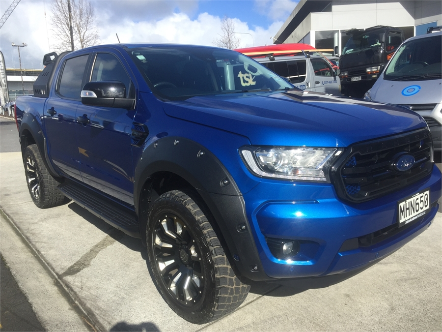 2019 Ford Ranger Xlt Double Cab W/S 3