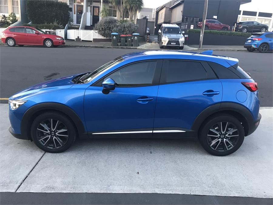 2016 Mazda CX-3 Limited 2.0P/6At/Sw