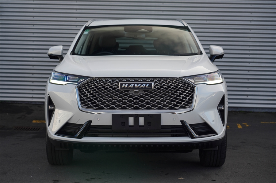 2021 Haval H6 Ultra 2.0PT 2WD 6AM 5Dr Wagon