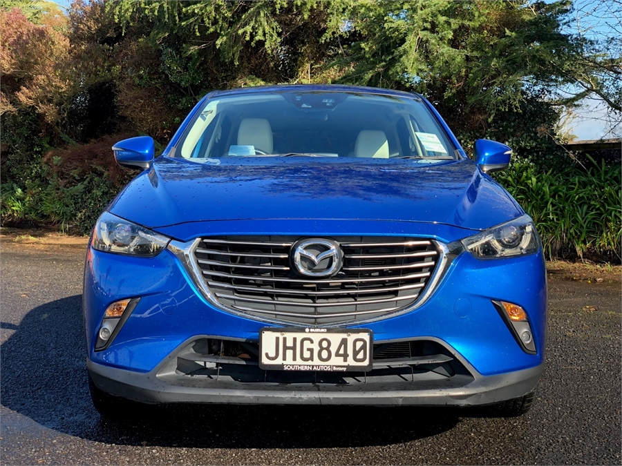 2015 Mazda CX-3 Limited 1.5d/4wd/6at