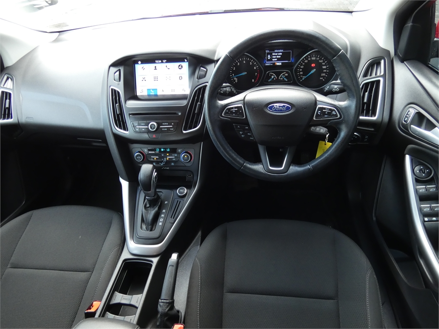 2019 Ford Focus Trend EcoBoost Hatch Auto Petrol