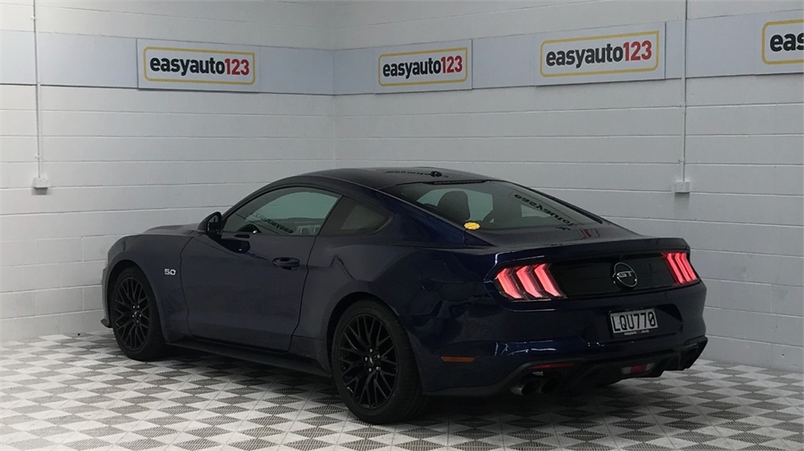 2018 Ford Mustang 5.0L Fastback