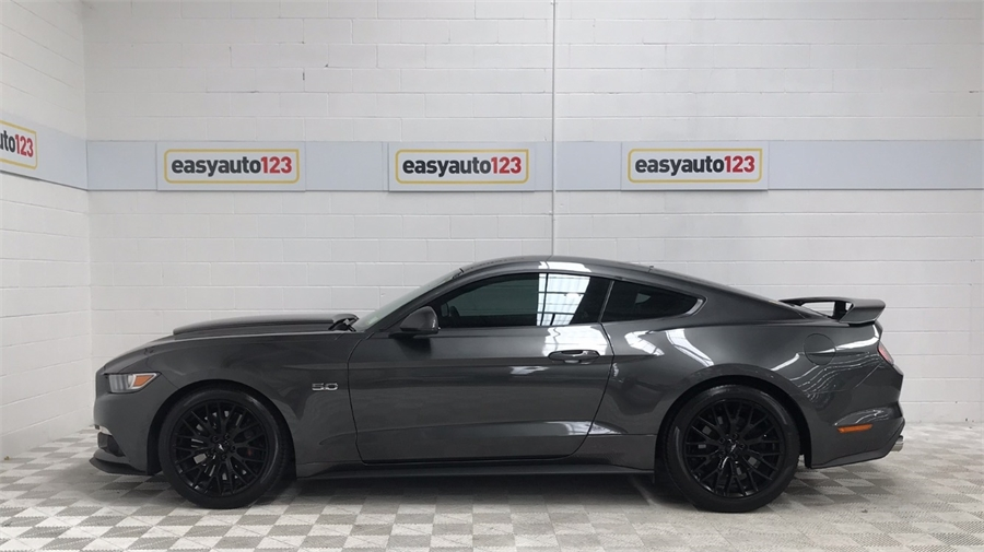 2016 Ford Mustang 5.0L Fastback At 5.0