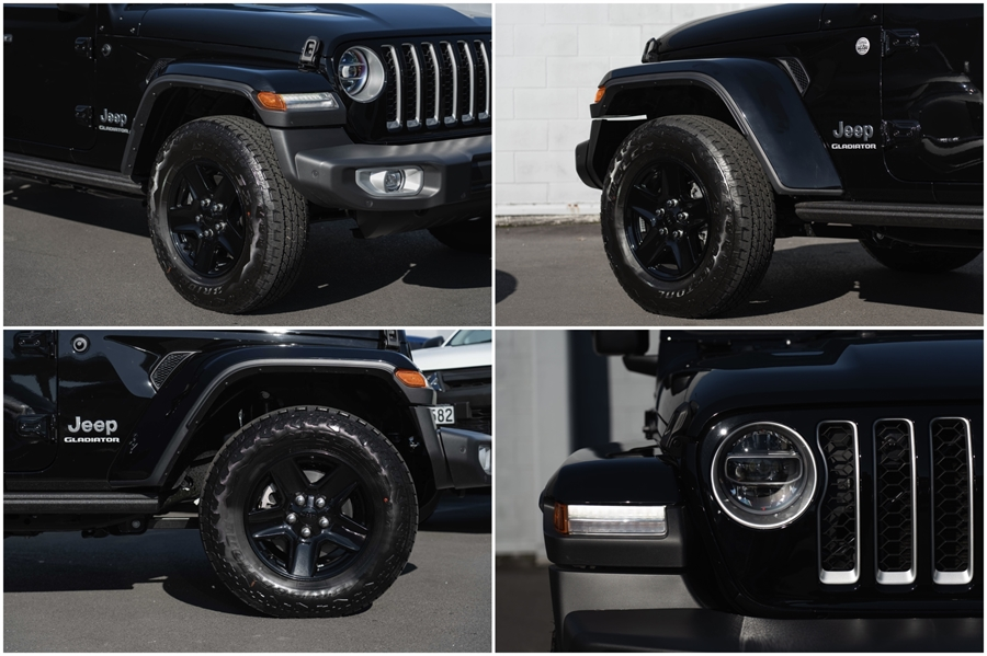 2021 Jeep Gladiator Overland 3.6P 4WD 8A 4Dr Ute