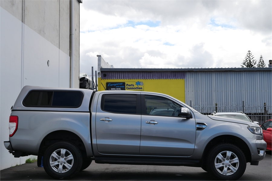 2020 Ford Ranger XLT 4WD Double Cab