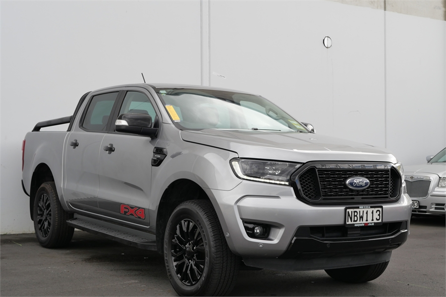 2020 Ford Ranger FX4 Double Cab W/S