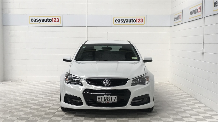 2014 Holden Commodore Vf Sv6 Wgn At