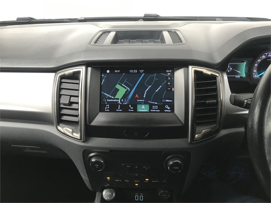 2018 Ford Ranger XLT Double Cab W/S