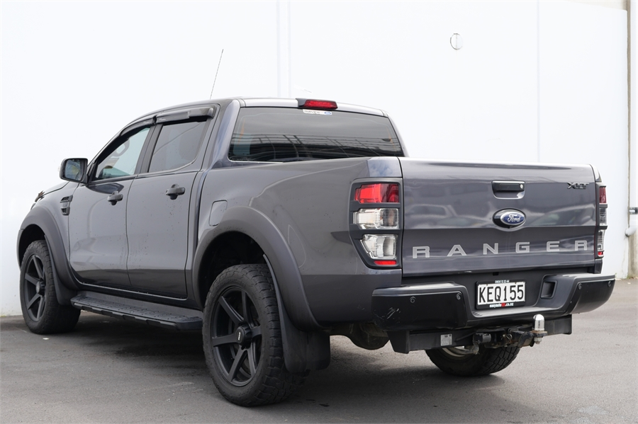 2016 Ford Ranger XLT Double Cab W/S