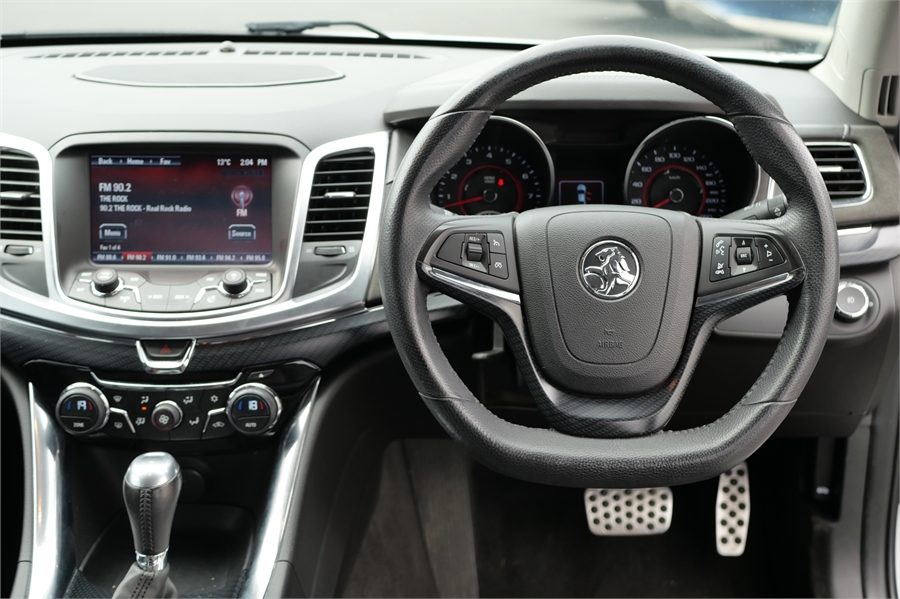 2014 Holden Commodore Vf Ss-V Wgn At