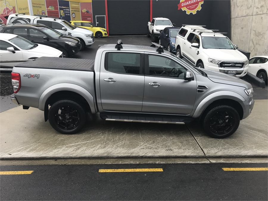 2016 Ford Ranger 3.2 Xlt Double Cab 4WD At
