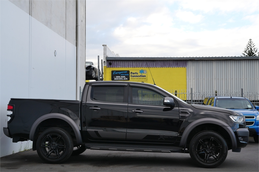 2017 Ford Ranger Xlt Double Cab W/S A