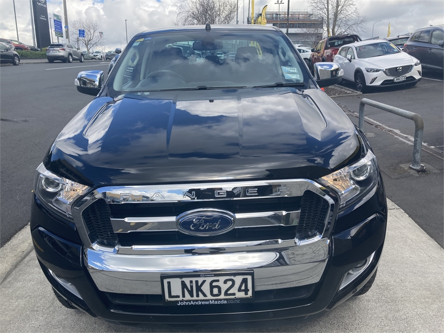 2018 Ford Ranger Xlt Double Cab 4WD M/T