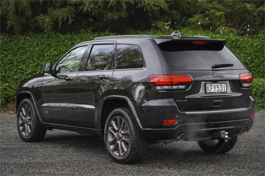 2016 Jeep Grand Cherokee Limited 3.6P 8A 4WD 5Dr Wagon