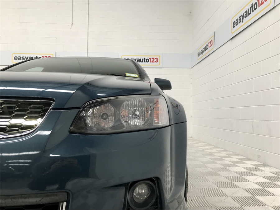 2011 Holden Commodore Sv6 Sdn At