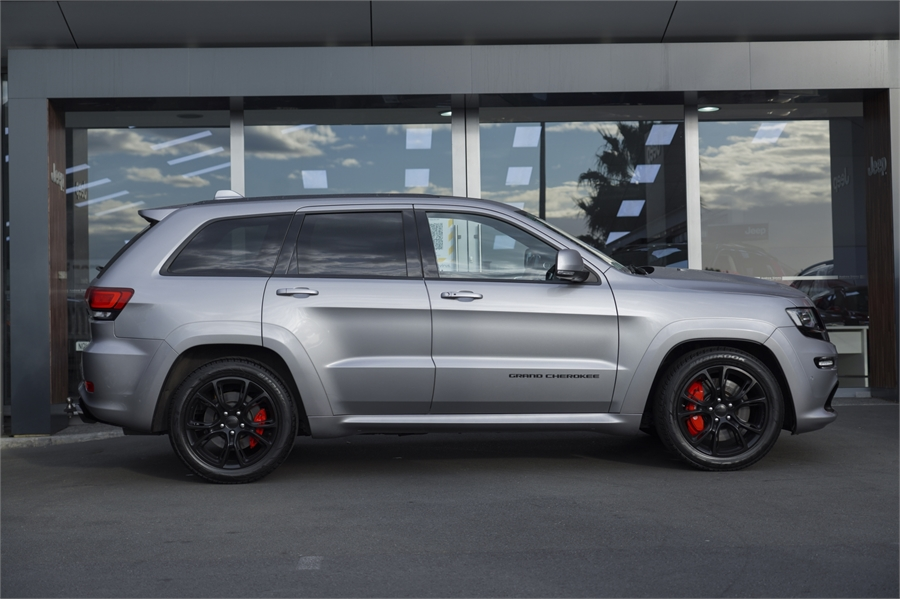 2015 Jeep Grand Cherokee Srt8 6.4P/4Wd/8At/Sw