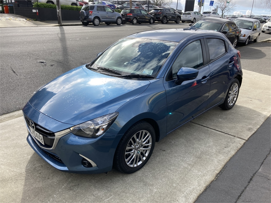 2017 Mazda 2 Gsx Leather 1.5P/6At