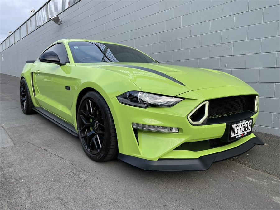 2021 Ford Mustang 2.3L Fastback At 2.3