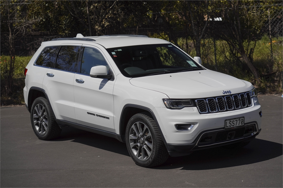 2018 Jeep Grand Cherokee Limited 3.0CRD 4WD 8A 5Dr Wagon