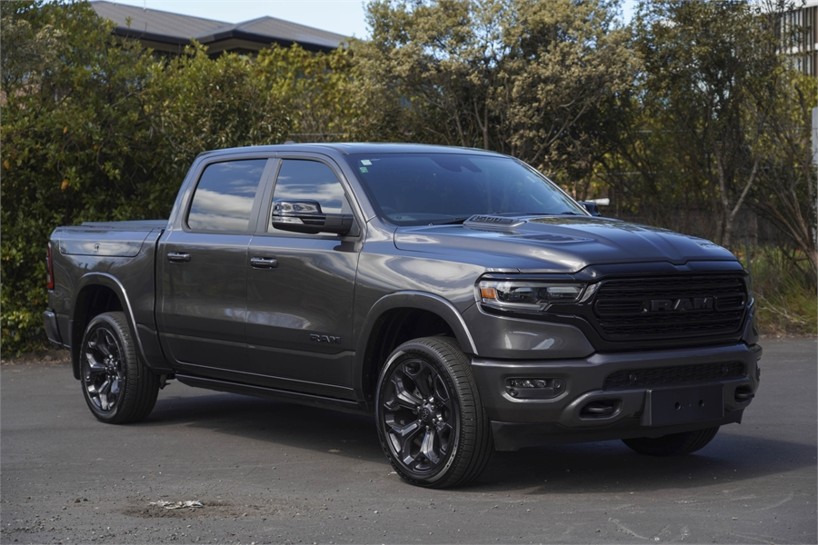 2019 RAM 1500 DT Limited Night Edition 5.7P 4WD 8A 4Dr Ute